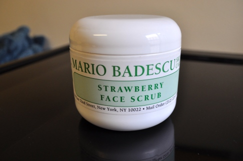 Why I Love the Mario Badescu Strawberry Face Scrub