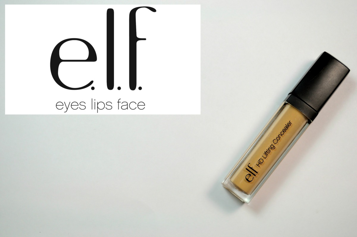 e.l.f. HD Lifting Concealer Review + Swatches