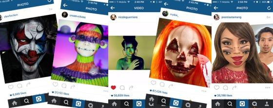 halloween instagram picks