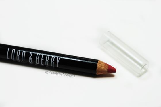 Lord & Berry Matte Crayon Lipstick