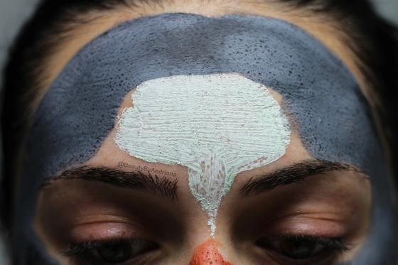 loreal-purify-mattify-clay-mask-dried