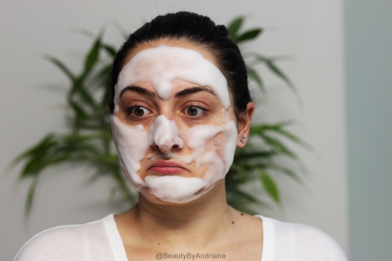 hydrating-bubble-mask-look